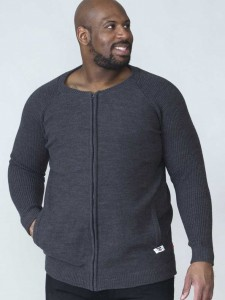 Large Size Cardigans for Men