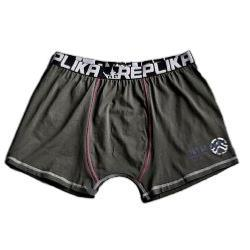 REPLIKA JEANS Fashion Trunks DARK GREY