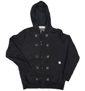 SPLITSTAR  Hoodie style Zipper Jacket OSWALD 3XL