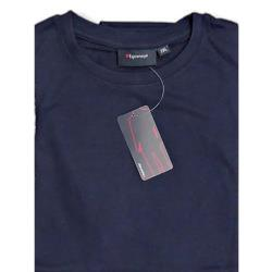 ESPIONAGE  PURE COTTON CREW NECK TEE SHIRT NAVY  2 - 8XL