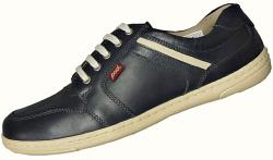 POD Soft Leather Casual SVEN NAVY 13 - 14 UK