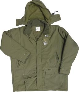BONART Original Town and Country  Waterproof Shooting Jacket BISON OLIVE GREEN 3 - 6XL