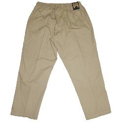 METAPHOR LIGHTWEIGHT COTTON RUGBY TROUSERS WITH CARGO POCKET FAWN 2XL - 8XL