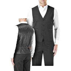 SKOPES Dress Waistcoat LATIMER BLACK 52 - 66""