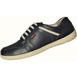 POD Soft Leather Casual SVEN NAVY