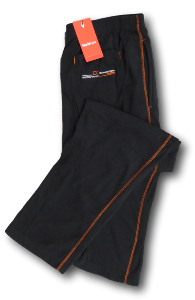 NORTH 56'4 SPORT  Fleece Sweat Pants ARCTIC TRACK BLACK