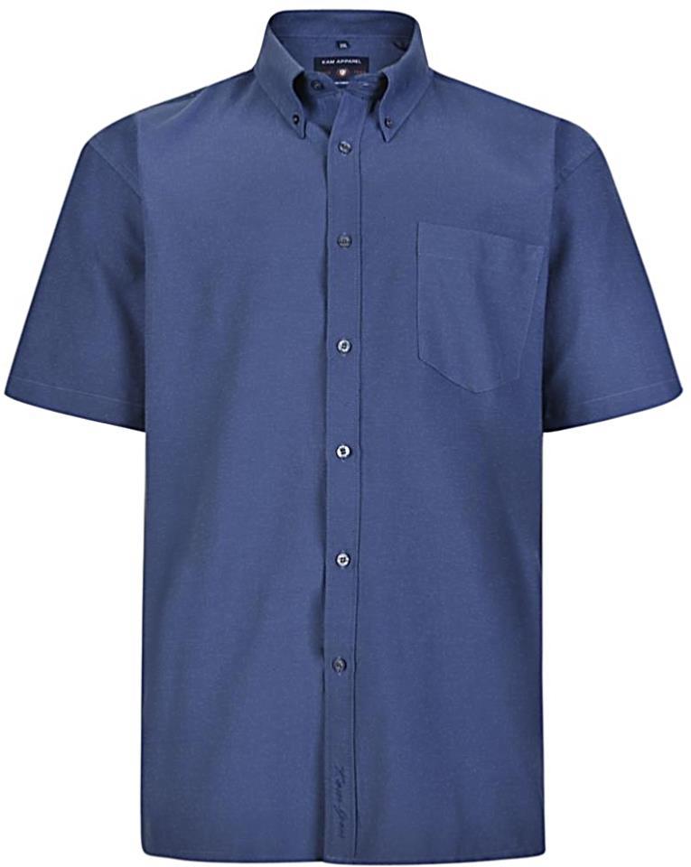 Kam Big Mens Oxford Shirts Bigmenonline Large Mens Clothing