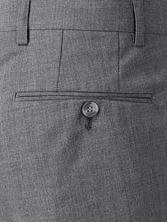 SKOPES Classic Suit TROUSERS  GREY