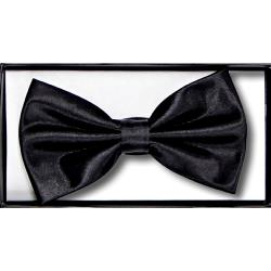 BOW TIE  Long Length  BLACK