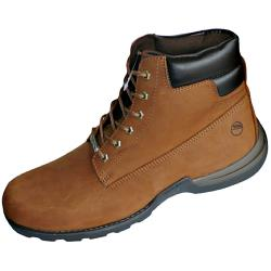 POD 6 Eyelet Boot 'JASON' NUTMEG 13 - 14 UK