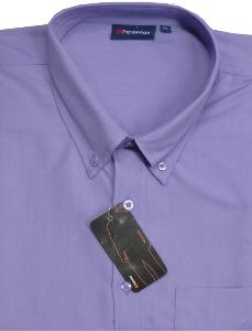 ESPIONAGE Easy Care Long Sleeve shirt LILAC 3XL