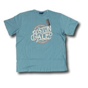 ESPIONAGE Bar Printed Tee 'BOSTON ALE'