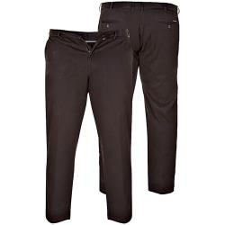 "D555 Stretch Chino Pant with Xtenda Comfort Waist BLACK 42 - 60"" S/R"