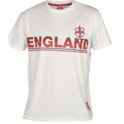 D555 England Football Shirt WHITE 3-5xl