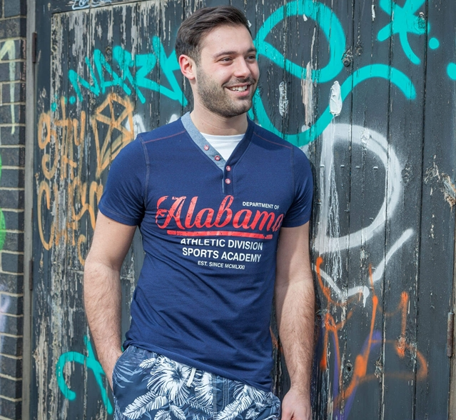 large mens t shirts