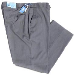 SALE - D555 Kingsize Stretch trouser with Active XTEND A Waist SUPREME GREY 42-50 S/R