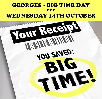 GEORGES BIG TIME DAY