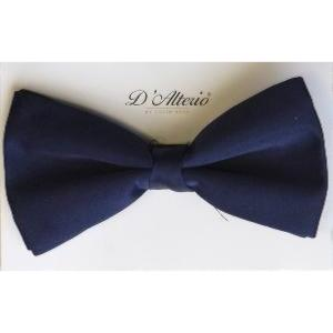 EXTRA LONG BOW TIE - NAVY