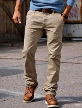 Chinos for Big Men
