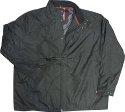 SALE - D555 Double Layered Padded Jacket HUGO BLACK 5 - 6XL