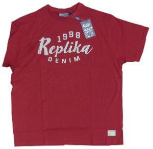 REPLIKA  Tee Shirt 1998 WINE