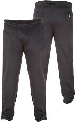 D555 LIGHTWEIGHT FLEECE JOGGING BOTTOM BLACK 6XL