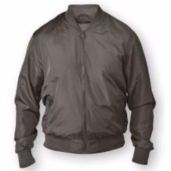 SALE - D555 Lightweight Bomber Style Jacket JAMES BLACK 3XL