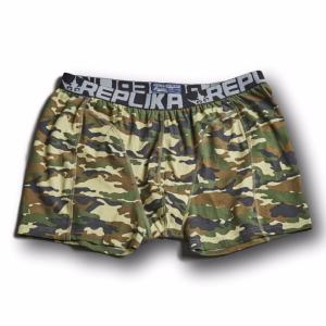 REPLIKA JEANS Fashion Trunks CAMOUFLAGE