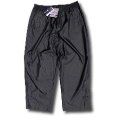 KAM  WATERPROOF  OVER TROUSERS BLACK