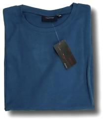 Espionage Pure Cotton Jersey Crew Neck Tee Shirt TEAL 2XL
