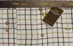BONART Original Town and Country Check shirt COTTINGHAM