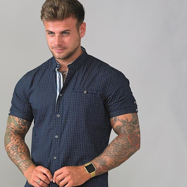 Large mens Casual Shirts