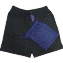ESPIONAGE Big Men's Cotton Lounge PJ Shorts PACK TWO - BLACK / NAVY 2 - 8XL
