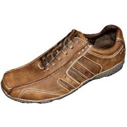 Pod Casual Trainer Shoe RAVINE NUTMEG