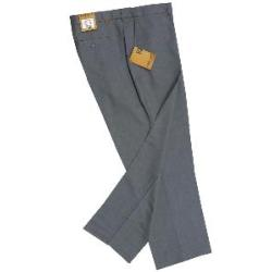 FARAH Flex-trousers with Self-adjusting waistband GREY
