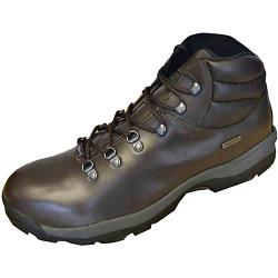 HI-TEC Waterproof leather Hiking Boot EUROTREK WP