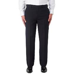 "SKOPES CLASSIC FLAT FRONT TROUSER BROOKLYN NAVY 40 - 70"" WAIST SHORT AND REGULAR"