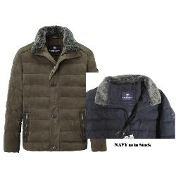 "REDPOINT HI-TEC DOWN SUEDED TOUCH  WINTER COAT TONY NAVY 52 - 60"" CHEST"
