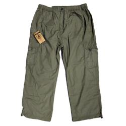 ESPIONAGE  Active  Outdoor Leisure Cotton  Cargo Trousers OLIVE 2 - 8XL SHORT and REGULAR