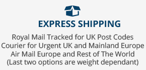 Express Shipping with Bigmenonline